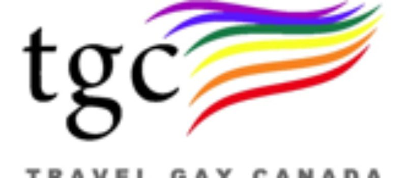 Travel Gay Canada Logo